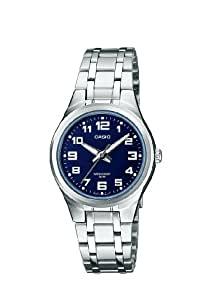 Casio Collection Damen-Armbanduhr Analog Quarz LTP-1310PD-2BVEF