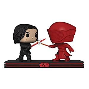 Funko Pop Kylo Ren vs Guardia Pretoriano (Star Wars 265) Funko Pop Kylo Ren (Star Wars)