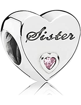 Pandora Herz Element Sister mit Zirkonia 791946PCZ