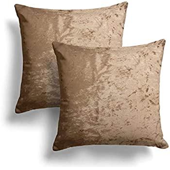 """Rectangle Scatter Crushed Velvet Cushion ICE SILVER GREY INNER 11/"""" x 21/"""""""