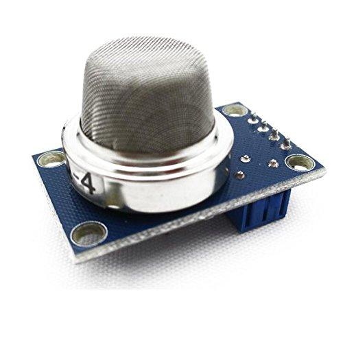 xhX Analog Sensore Gas Sensor (MQ4) compatibile con io/expansion Shield