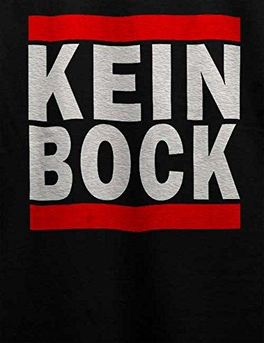 Kein Bock T-Shirt Schwarz