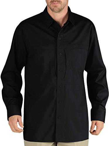 Dickies - Manches longues tactique shirt LL950 Hommes - Black