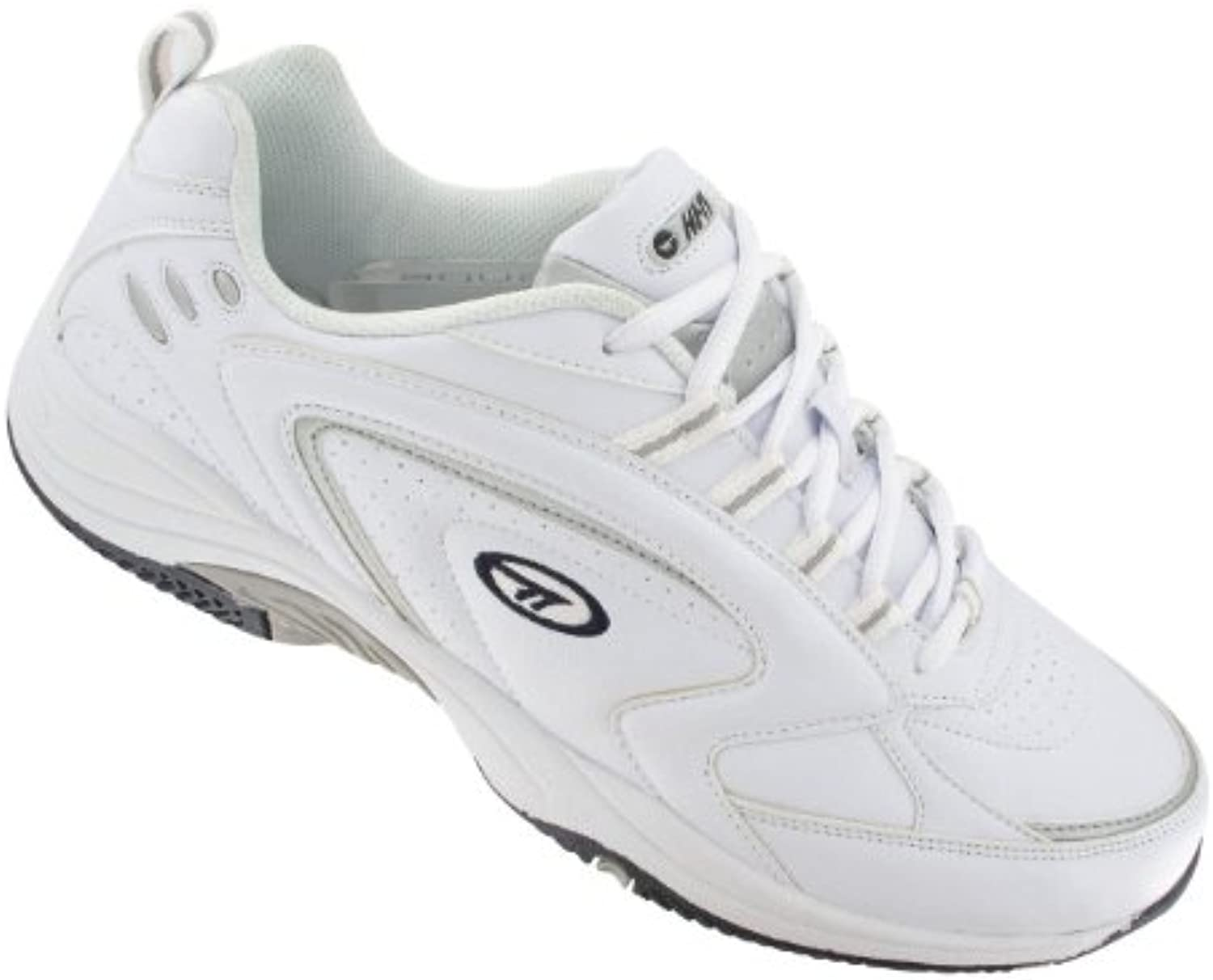 HI TECH BLAST BLAST BLAST WHITE SPORTS GYM TRAINER UK6 EU(39) TO UK16 (EU50) 17a12e