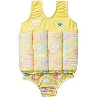 Splash About Traje flotador para niños, Infantil, color Garden Birds, tamaño medium