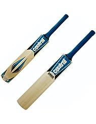 Central principiantes entrenamiento deportivo Disco Hoja resistente 26mm de ancho borde bate de críquet, 3