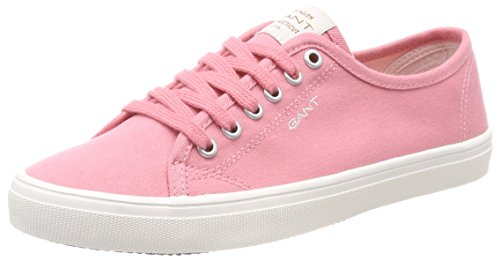 GANT Damen New Haven Sneaker Pink (strawberry pink)