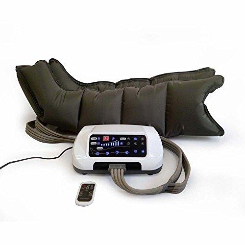 Drakefor - Pressoterapia Personale - 2 Braccia / 2 Gambe / 1 Cintura Addominale