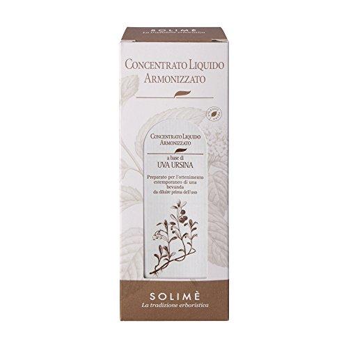 Concentrato Liquido Armonizzato a base di Uva ursina per le vie urinarie 200 ml - Prodotto erboristico made in Italy