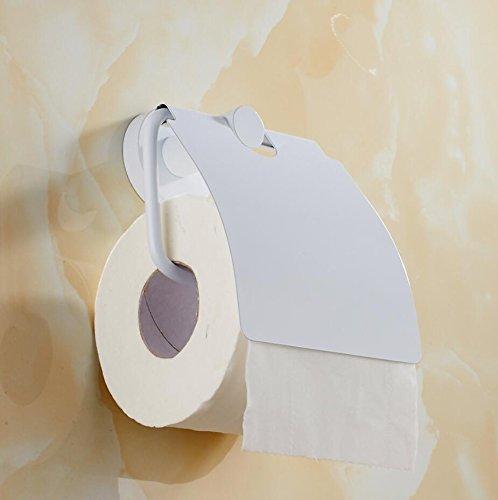 Zll European White Paper Holderantique White Tissue Box Covertowel