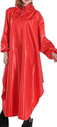 Wantdo Damen Regenjacke Large Gr. Red
