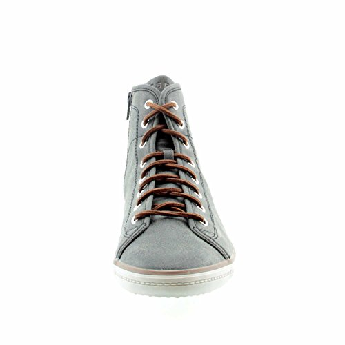 ESPRIT 026EK1W075 030, Sneaker donna Dunkel-Grau