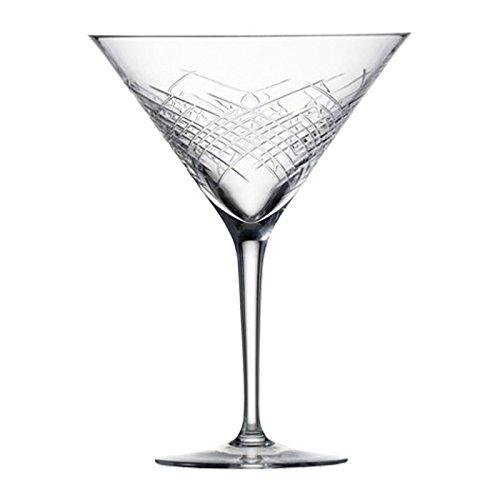 Zwiesel 1872 Hommage Cométe Martini Martiniglas, Glas, transparent 27 x 25 x 13 cm, 2-Einheiten