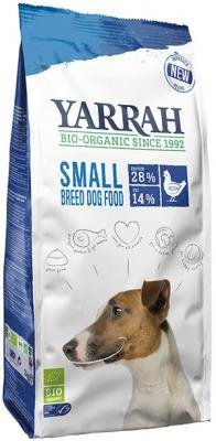 Yarrah Dog Food Small Breed with Chicken Bio 5 kg