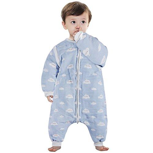 Lictin Saco dormir bebés mangas extraíbles