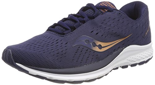 Saucony Jazz 20, Scarpe Running Uomo, Blu (Navy/Copper 30), 45 EU