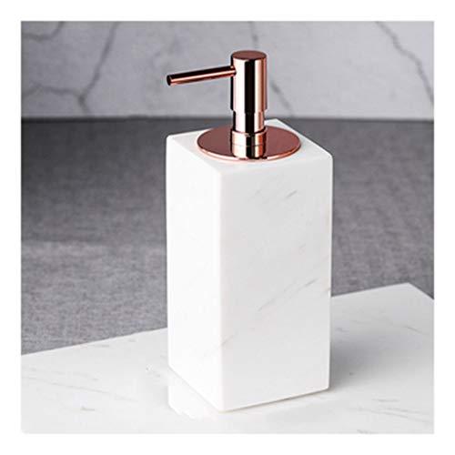 SWH Europäische Marmor Lotion Flasche Kreative Haushalts Seifenspender Hotel Bad Küche Bad Dusche Taupunkt Pumpe Tisch 180 ML - 180 Ml Dusche