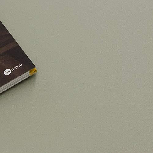 PVC Bodenbelag Einfarbig Uni (14,90 € p. m²) (Muster DIN A4, Mint Pastell) -
