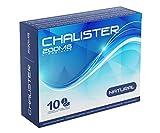 Chalister 200mg 10 Comprimidos | Efectividad Rápida, Acción Duradera, Libre de Contraindicaciones, 100% Natural
