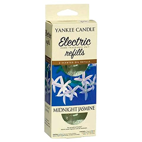 Yankee Candle - Electric Refill - Midnight Jasmine - Twin