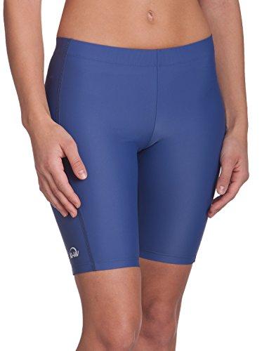 iQ-Company Damen UV Kleidung 300 Shorts, Navy, M (40)