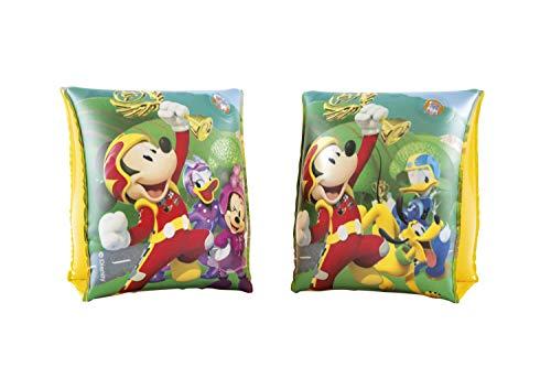 Bestway Disney\'s Mickey and the Roadster Racers Schwimmflügel, 23 x 15 cm