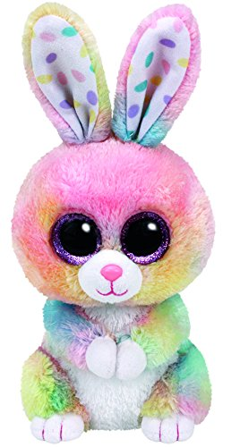 Ty - TY37212 - Beanie Boo's - Peluche - Bubby Le Lapin - 15 cm
