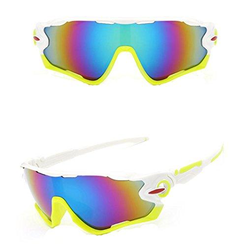 Zolimx Nuevas Gafas de Sol de la Lente UV400 Que Completan un Ciclo Los Vidrios de Ciclo de la Bici de Montaña de Los Deportes