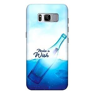 DASM United Samsung S8 Premium Back Case Cover - Make a Wish