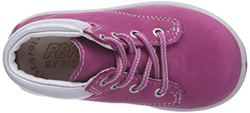 Ricosta  Yani, Baskets hautes fille - Pink (pop 340)