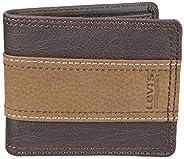 Levis Mens Rfid Security Blocking Traveler Wallet, 14 cm
