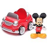 Fisher-Price T3218 - Coche de juguete con figura de Mickey Mouse