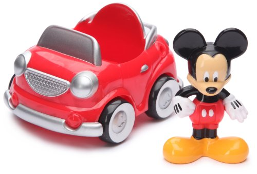 Mickey Mouse Clubhouse Mickey Feige und Car Pack
