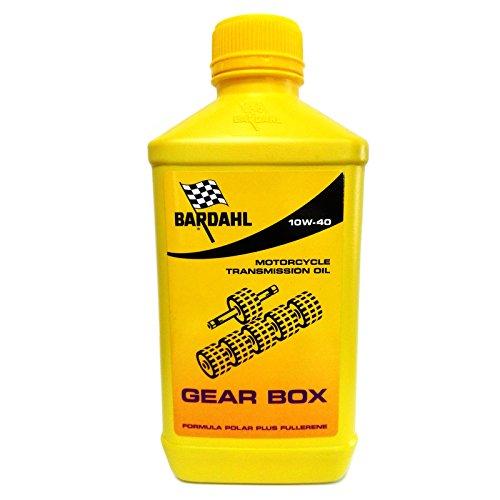 Olio trasmissione moto Bardahl Gear Box 10W40-1 Litro