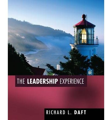 [(The Leadership Experience)] [Author: Richard L. Daft] published on (May, 2014)
