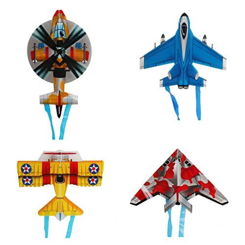 Lisanl Mini-Drachen zum Fliegen, für Kinder, Geschenk für Outdoor-Sport a