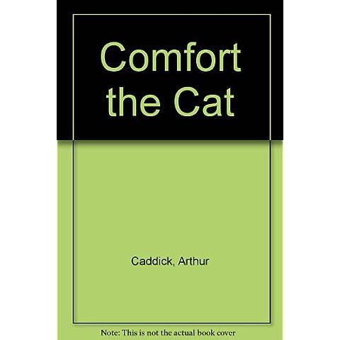 Comfort the Cat - Cat Broom