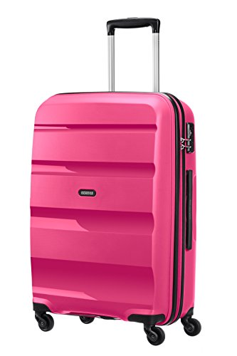 American Tourister - Bon Air - Spinner 66 cm, 57.5 L, Rose (Hot Pink)