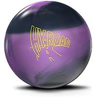Storm Thunder Line de bowling Balle HY Road Nano avec un Genesis Exclusif Giant See Saw ainsi que les emax Bowling Nettoyant