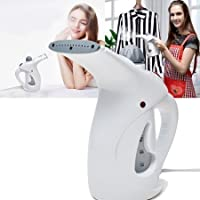 Wazdorf Steamer For facial Handheld Garment Steamer For Clothes Portable Family Fabric Steam Brush, Facial Steamer, Facial Steamer For Face And Nose, Steamer For Cold And Cough, Garment Steamer For Clothes (Multicolour)