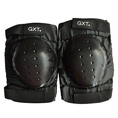 TOPY gxt g06 2pcs kurz kneepad Schutzmotorrad Sicherheit Knieschleifer Motocross Motorrad-Gang
