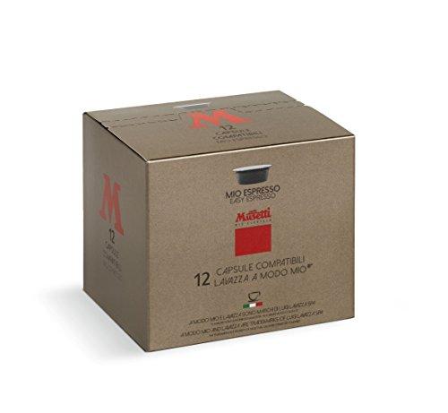 Capsule Compatibili Lavazza A Modo Mio® miscela Mio Espresso 12 pz.