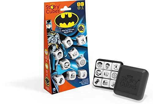 Asmodee - STOBATMAN - Dés et Jeux de dés - Story Cubes Batman blis