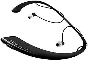 Neckmaster: LA Révélation en termes de Casque Bluetooth - Noir
