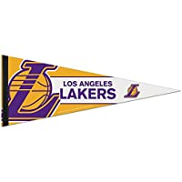 Wincraft NBA 69589014 Los Angeles Lakers Premium Pennant, 30,5 x 76,2 cm