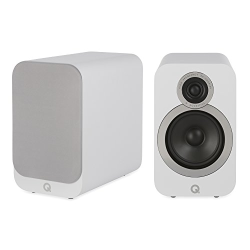 Oferta de Q Acoustics 3020i QA3528 - Altavoz, Color Blanco