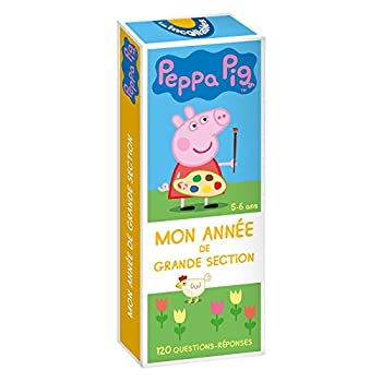 Les incollables - Peppa Pig mon année de grande section- Cahier de vacances