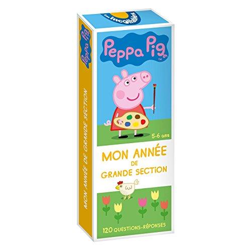 Les incollables - Peppa Pig mon année de grande section