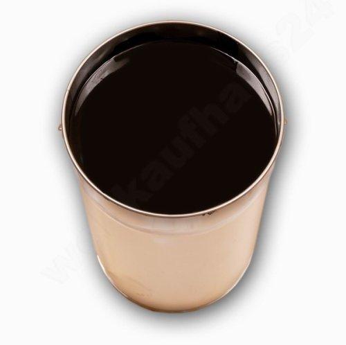 Bodenfarbe Betonfarbe Garagenfarbe 5 Liter Schwarz Industrieboden Kellerfarbe
