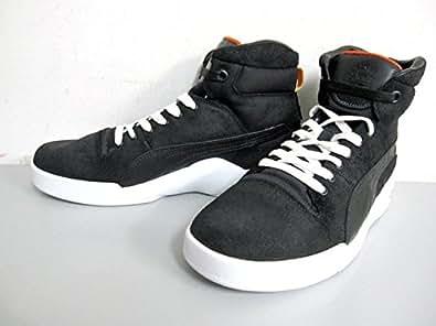 Puma Mmq Slipstream, Basket Mode Homme - Couleur : Noir - Taille : 46